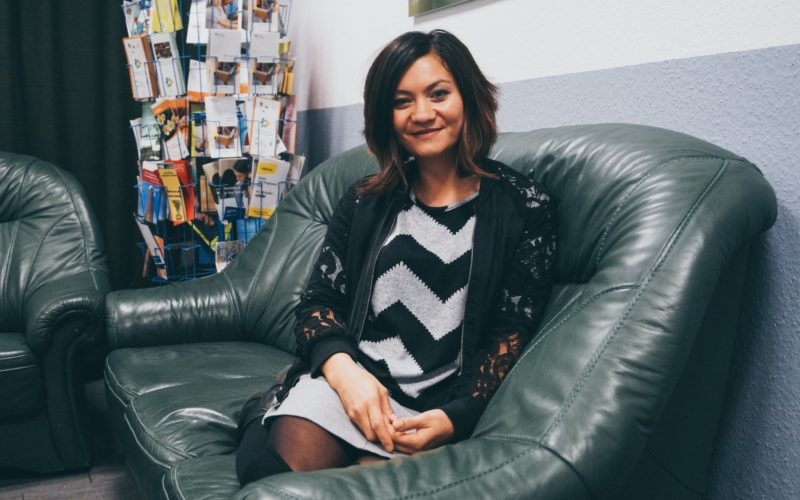 Elizaveta Khan, InHaus-Radio
